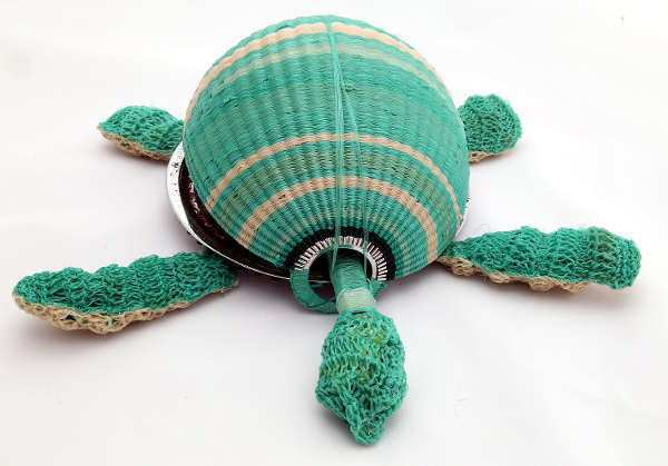 ghost net turtle