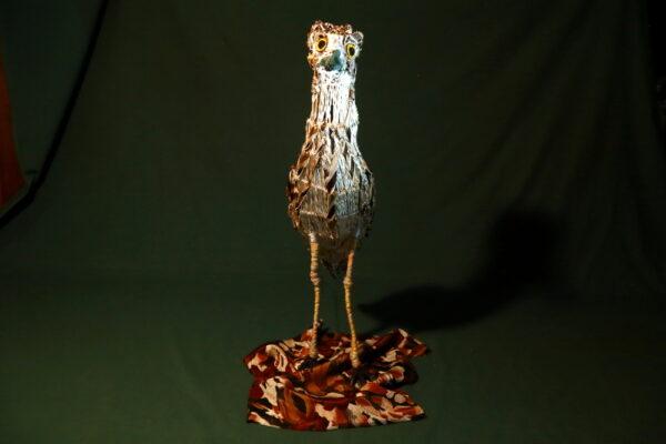 Bush Stone-curlew sculpture